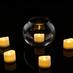 Realistic LED Garden Tea Lights