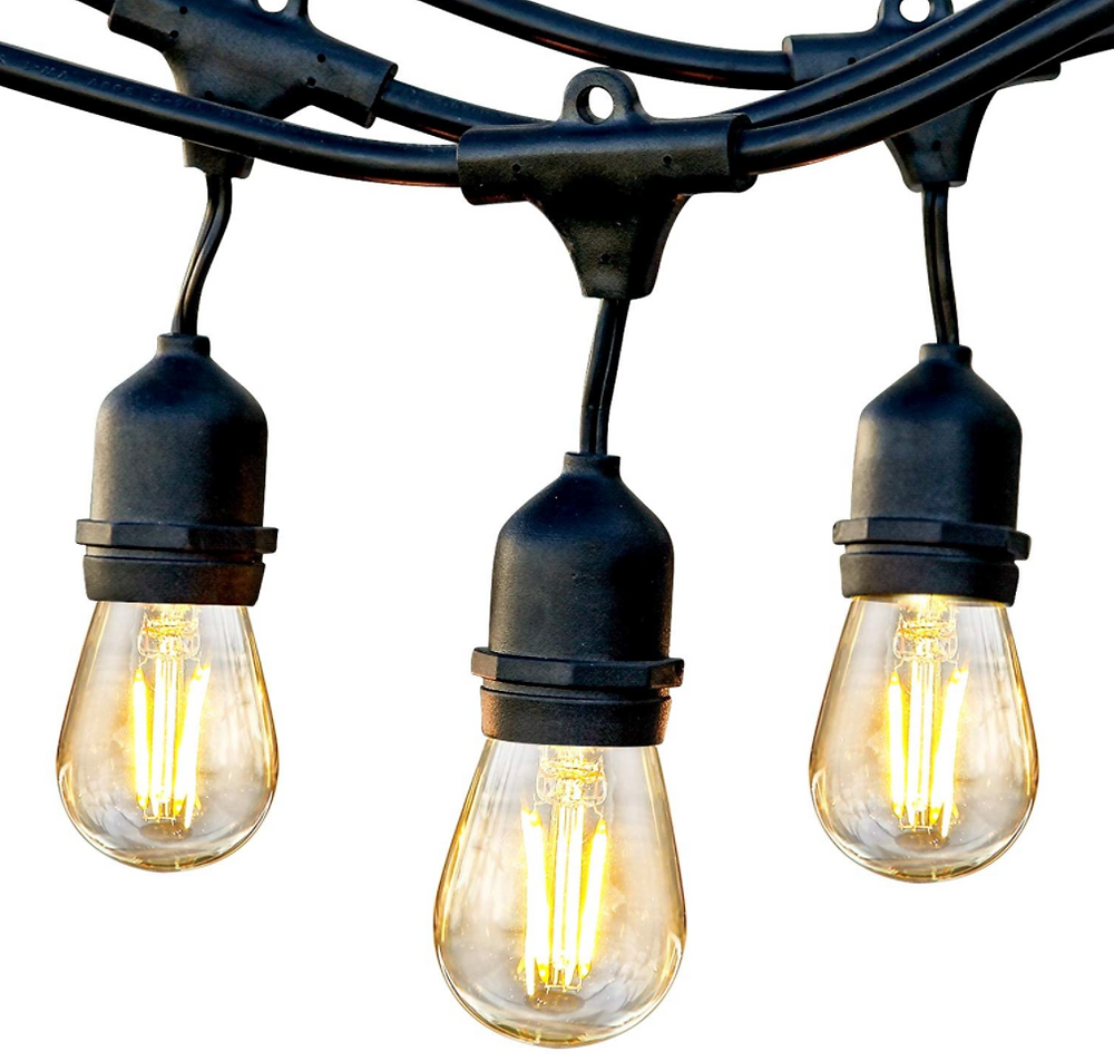 Brightech Outdoor String Lights