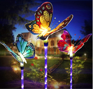 Butterfly Stake Lights