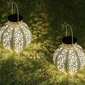 Top Selling Solar Hanging Garden Lanterns
