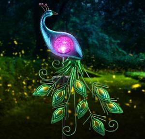 Peacock Stake Light