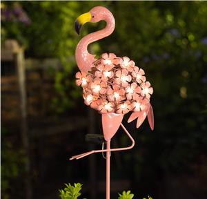 Flamingo Stake Light