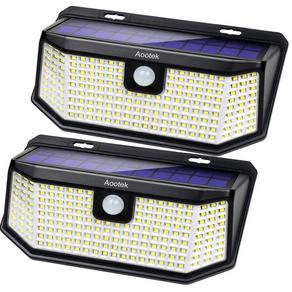 Best Outdoor LED Solar Motion Sensor Security Light