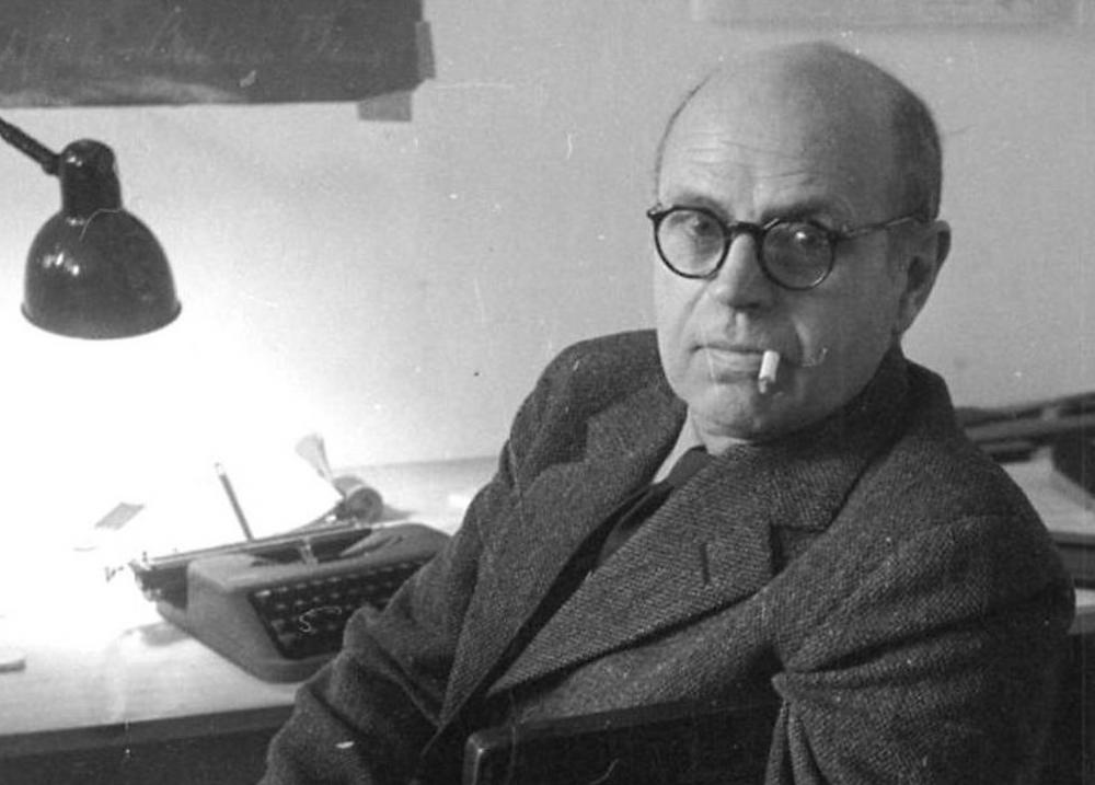 Poul Henningsen, 1950