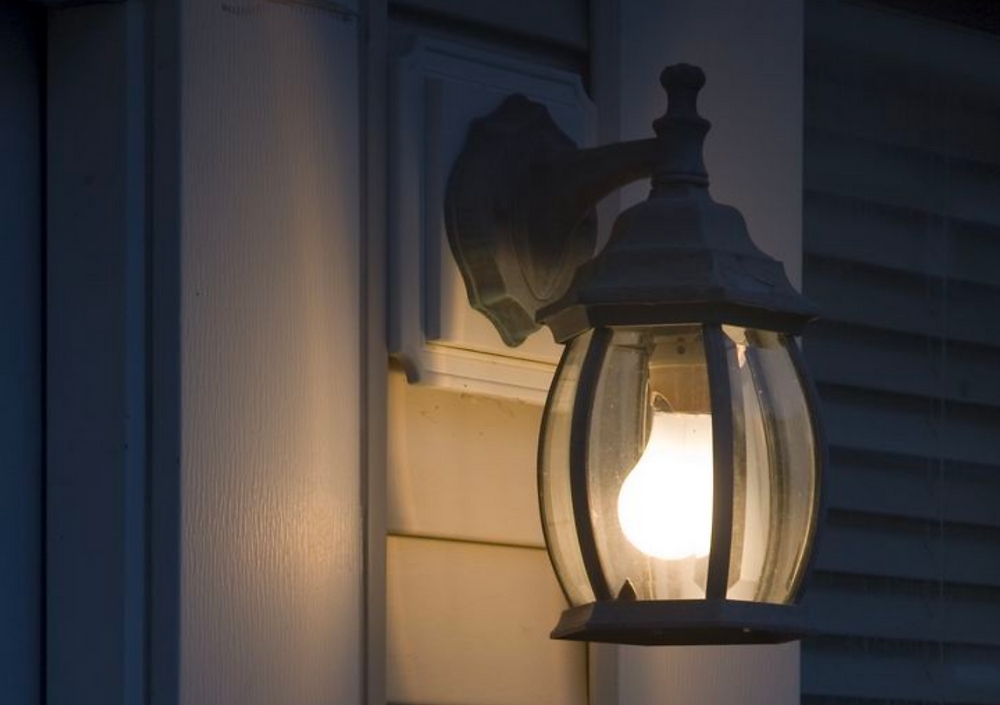 Front Porch Wall Light