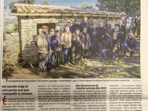 Bienvenue à la maison d'accueil du Castellas de Durban