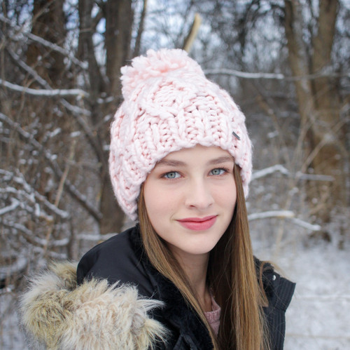 This photo of a friend on a snow day is one I chose to include as it captures the subject as well as a pretty background.