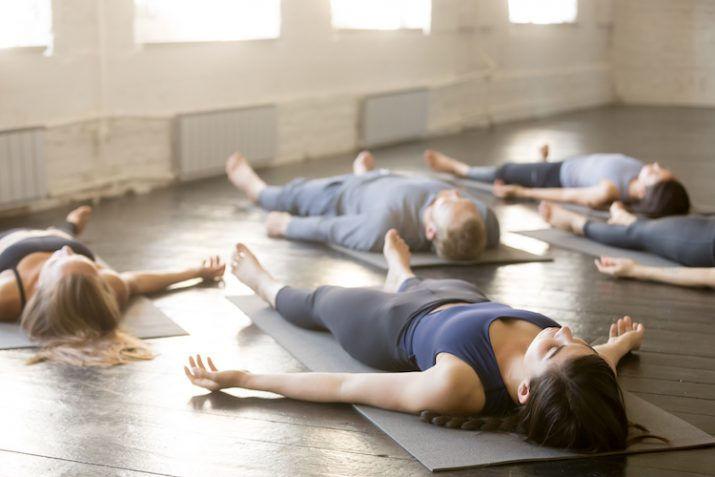 Virtual Yoga Nidra Group Sessions