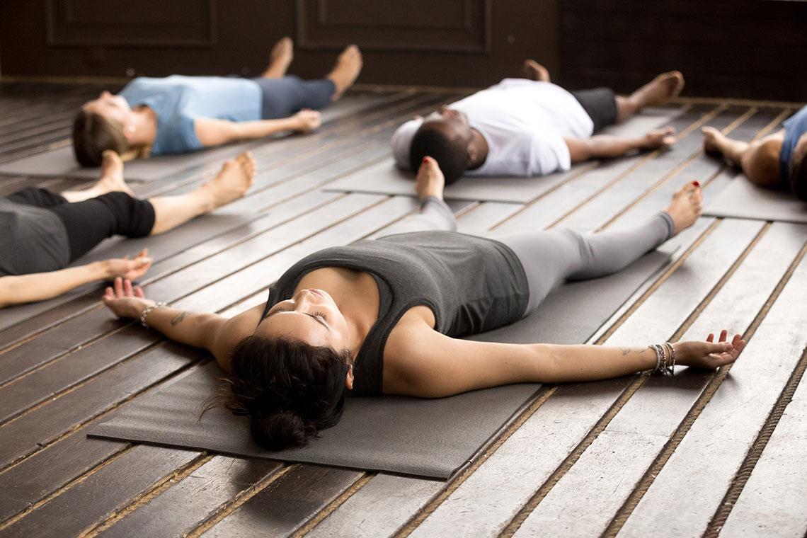 Yoga Nidra 3 Day Retreat for PTSD
