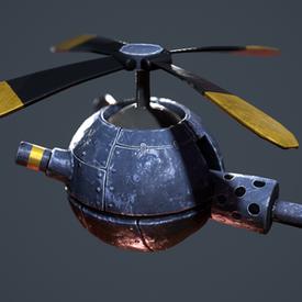Soviet Drone