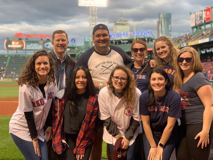 YPACS at Fenway!