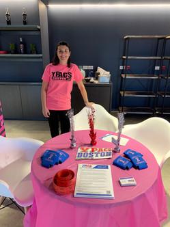 Volunteer Showcase at Blueprint!