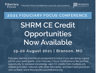 Just Announced! SHRM CE credit opportunities available at this year's conference