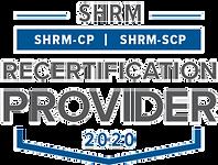 SHRM_Recertification_Provider_CP-SCP_Sea