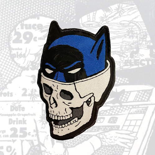 """Bat Skull"" Patch"