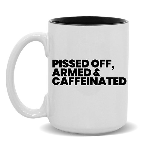 Armed & Caffeinated
