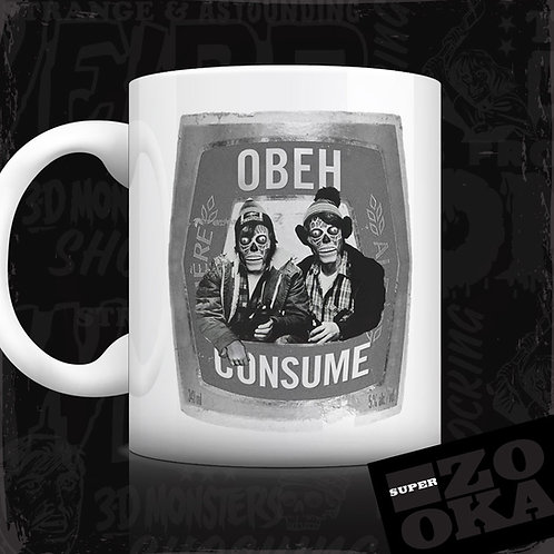 "OBEH ""Label"" Mug"