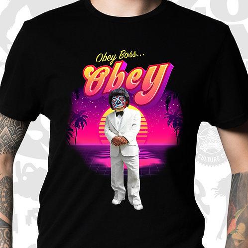 OBEY BOSS! OBEY!