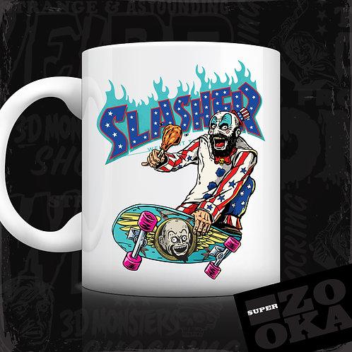 Slasher Spaulding Mug