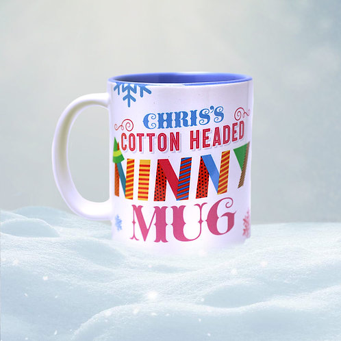 Cotton Headed Ninny Mug