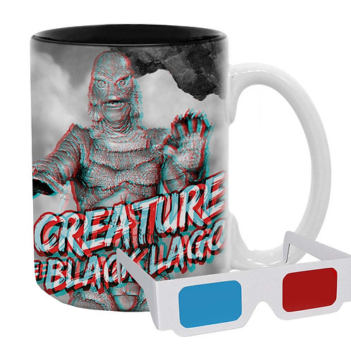 3D - Creature from the Black Lagoon