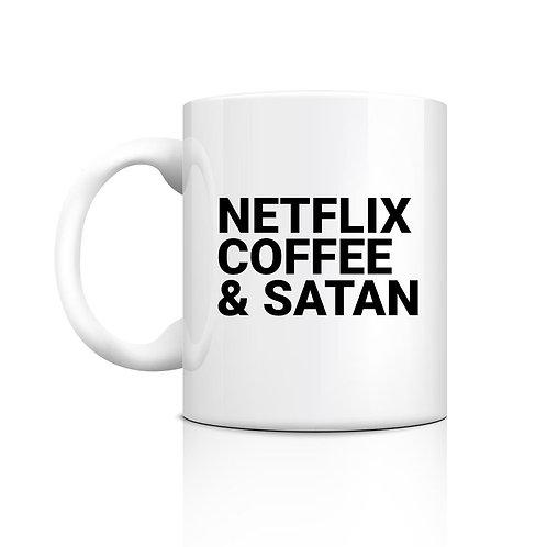 Netflix Coffee & Satan
