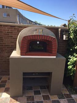 Buitenshuis Pizza Oven