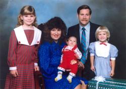 Rogers Family Dec 88