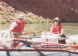 In Grand Canyon June '83