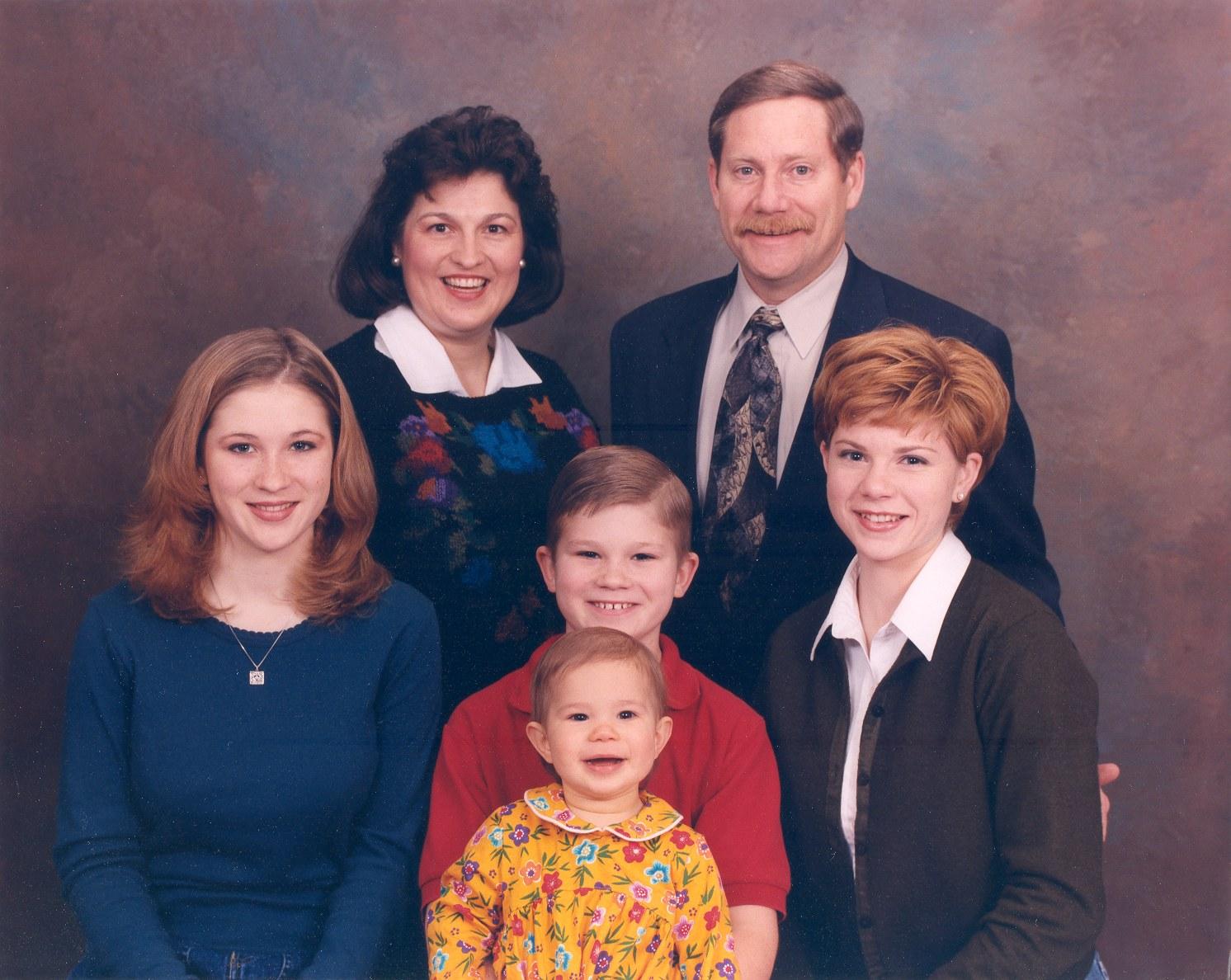 Family Christmas 1998