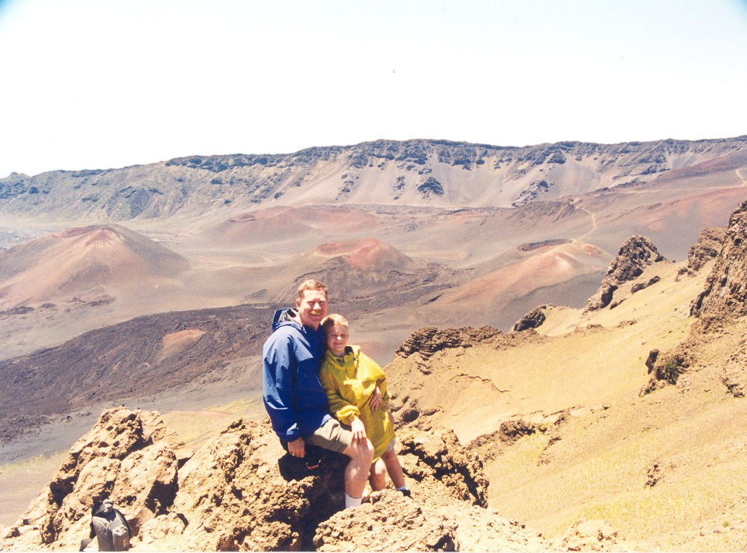 Haleakala Summit Aug '98