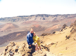 Haleakala Summit Aug '98