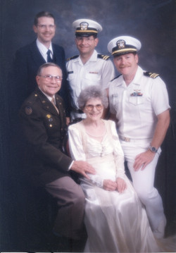 Rogers boys and parents July 94