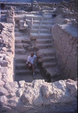 31 BC fault offset at Qumran