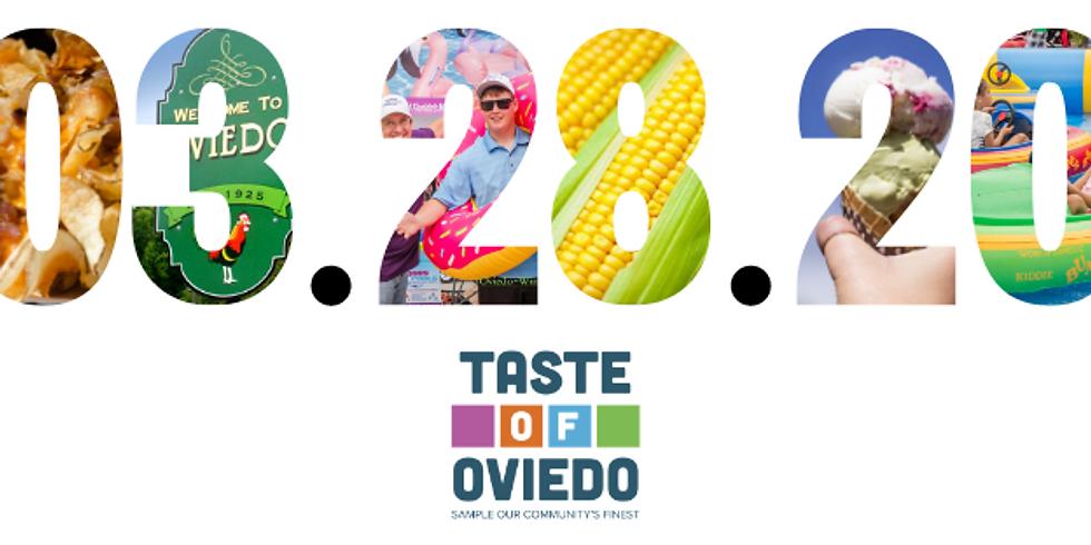 Taste of Oviedo