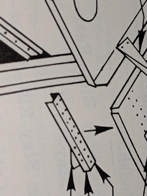 Reinforcement Landing Gear Blank