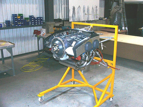 Lycoming O-320 (McKenzie) STC