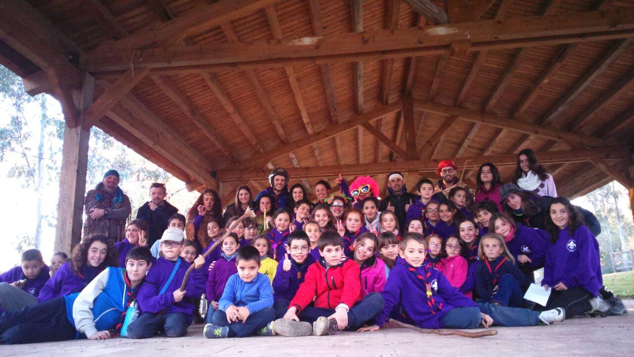 Campamento Navidad 2014