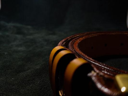Belt close up, a detailed look at a belt