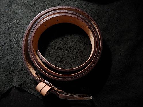 Hand made belt for men