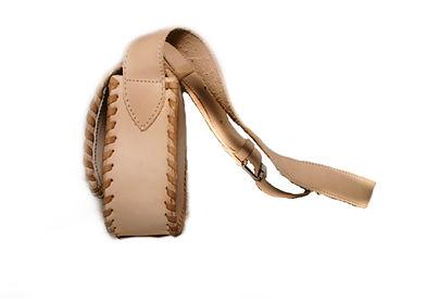 eco freindly leather handbag for women