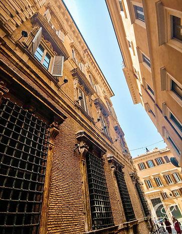 Rome I An old Italian street