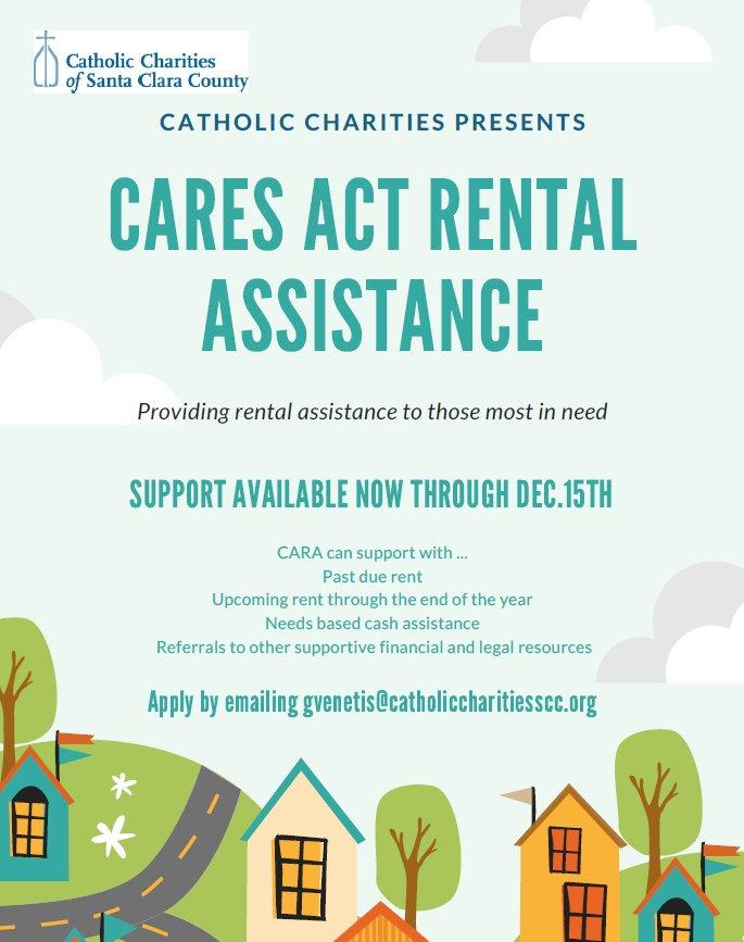 Parish Engagement - 2020 Rental Asistanc