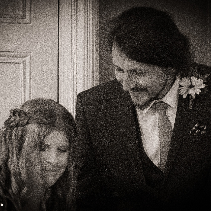 Chris and Milly's Wedding