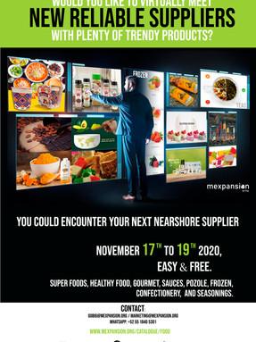 Catalogue Food
