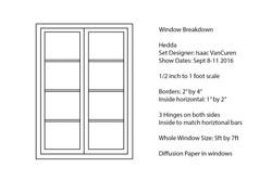 window breakdown