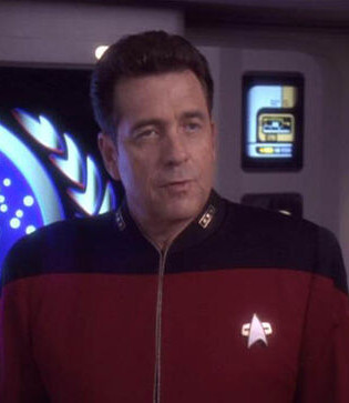Barry Jenner / Admiral Ross / TNG