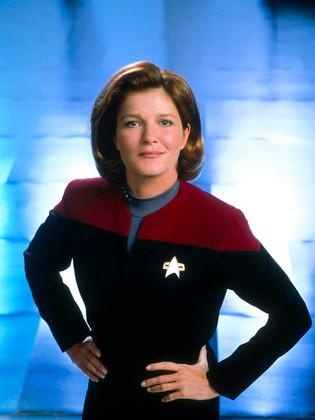 Kate Mulgrew / Cpt. Janeway / Voyager