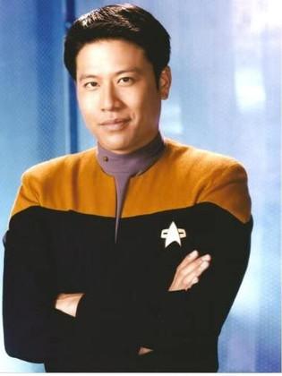 Garret Wang / Harry Kim / Voyager