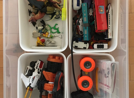 【整理収納サービス】小学校入学に向けて、ランドセルスペースを作りました♩